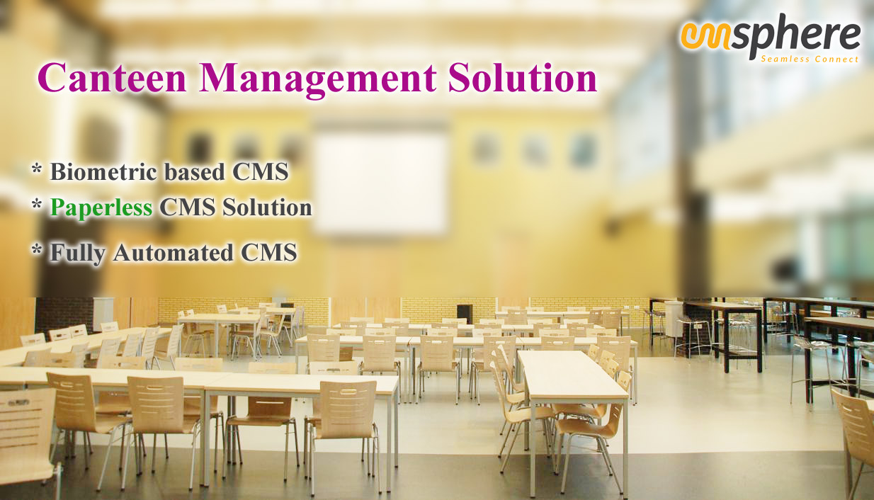 Canteen Management Solution