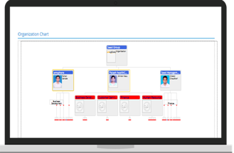 Dashboard of Employ Leave and Attendance Management System - Emsphere